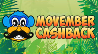 Movember Cashback