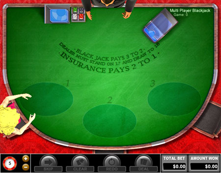 blackjack online free game multiplayer